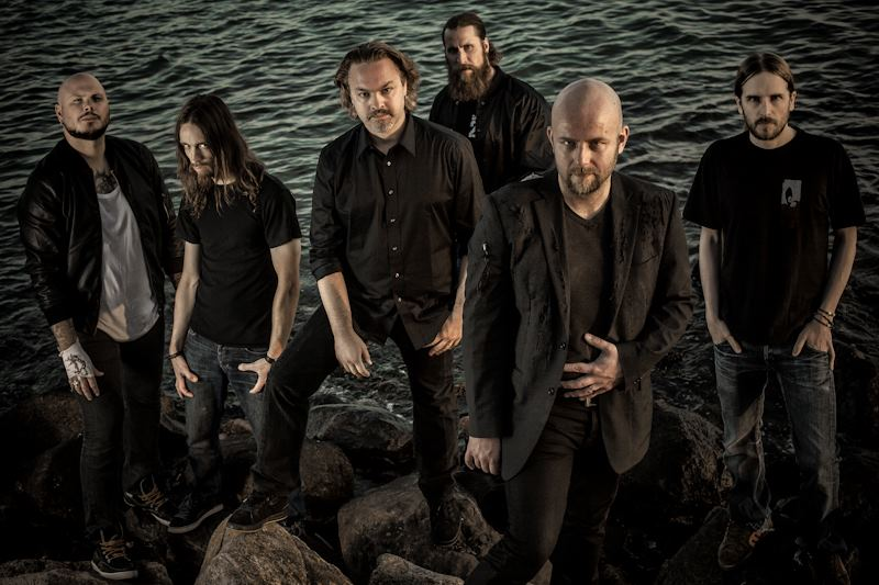 soilwork banda Soilwork   The Living Infinite