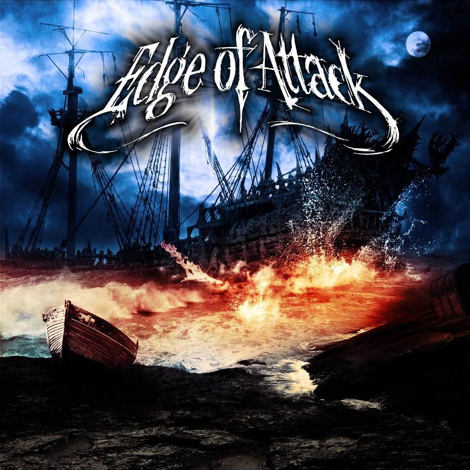 Edge of Attack album cover Edge Of Attack, Una Mescla De Poder Y Contundencia.