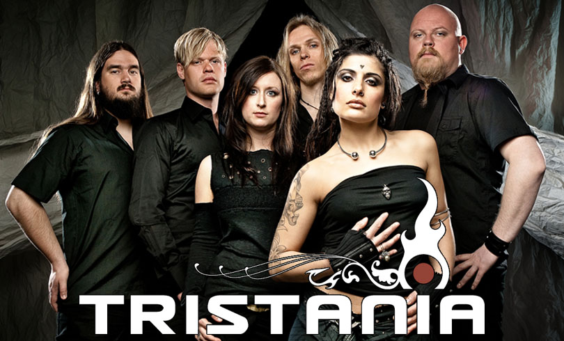 Tristania 'Darkest-White'- Band