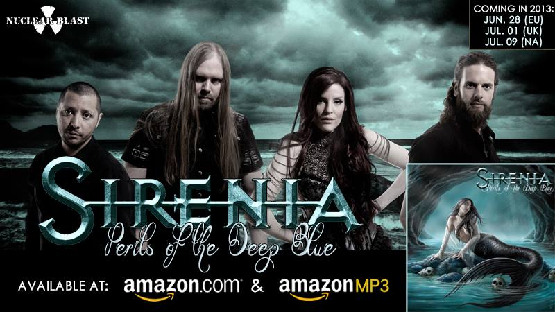 sirenia perils of the deep blue 35817 vizualize