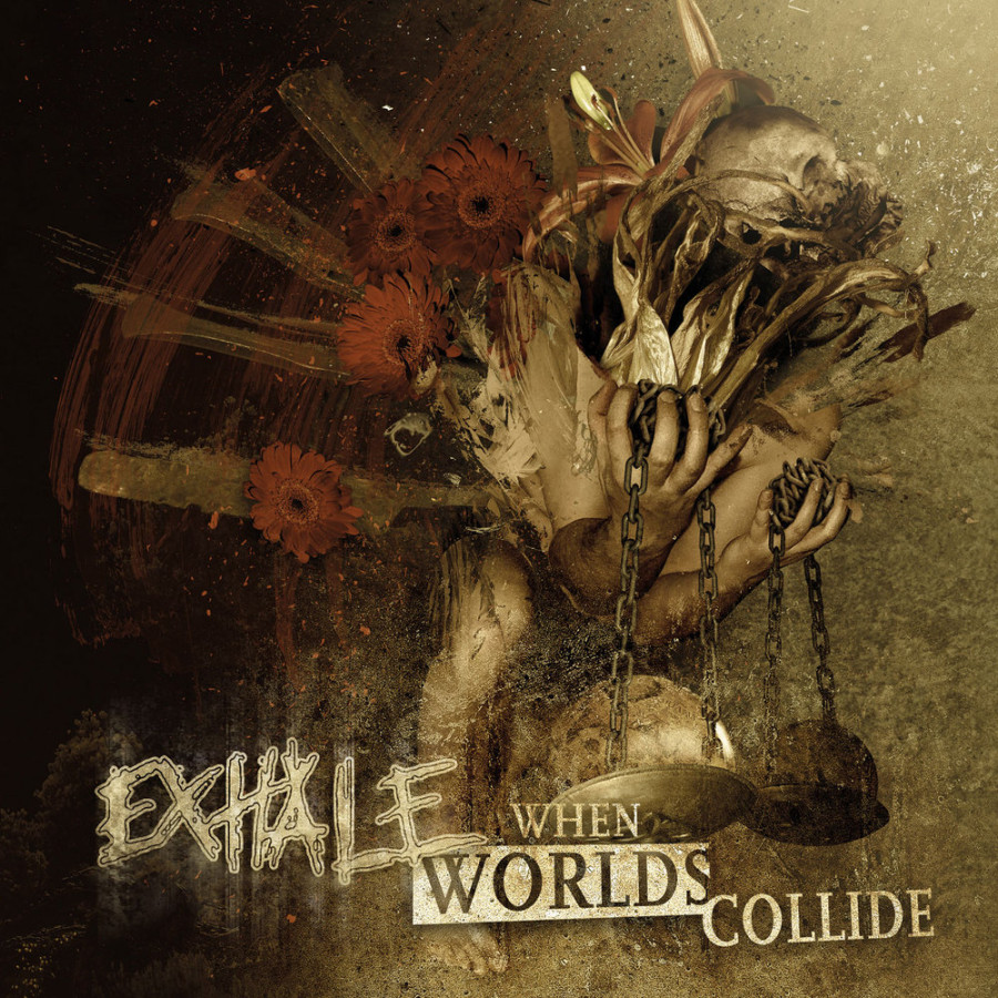 Exhale When Worlds Collide Cover e1390158592245 CIUDAD ZERO: Gemas Escondidas Que Nos Dejo El 2013