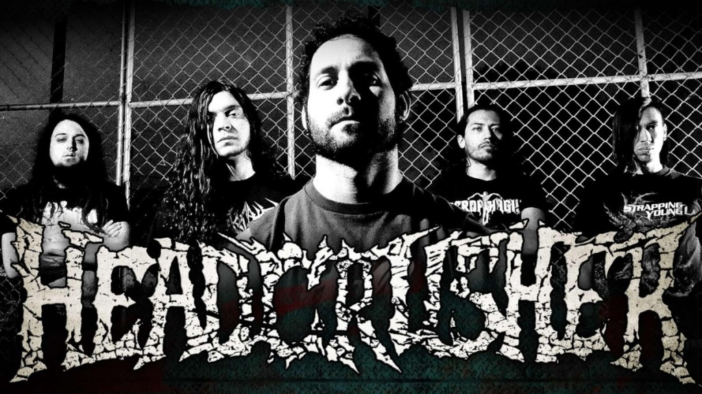 Headcrusher band 5 1024x575 HEADCRUSHER: En Colombia Un Suceso Para Metalear En Exceso!!!