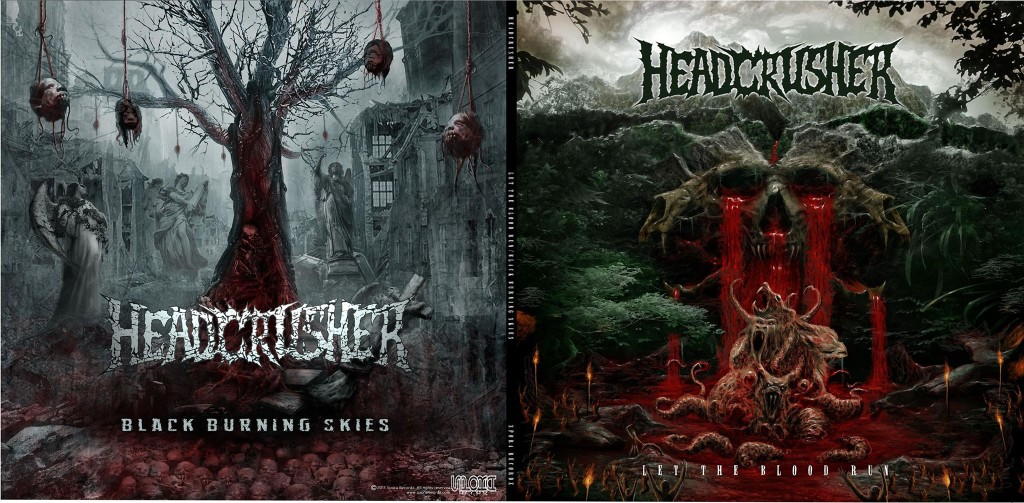 headcrusher double vinyl 1024x503 HEADCRUSHER: En Colombia Un Suceso Para Metalear En Exceso!!!