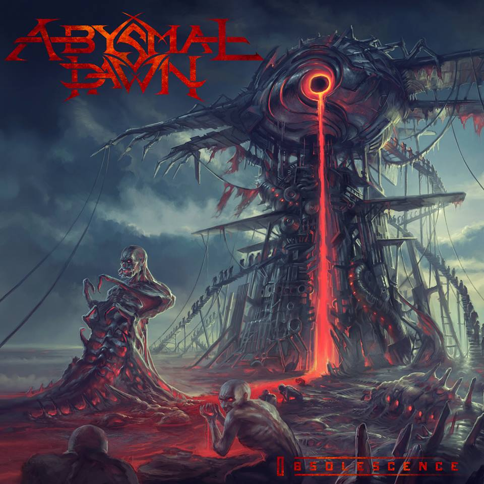 Abysmal Dawn Obsolescence ABYSMAL DAWN: Obsolescence Una Brutal Entrega!