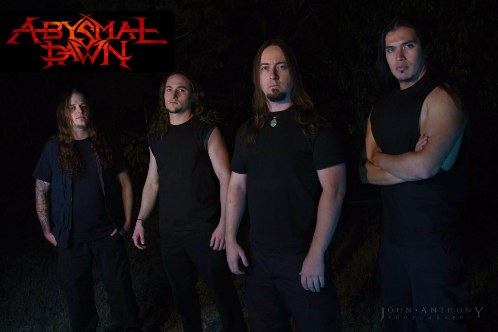 Abysmal Dawn band foto de John Anthony 2 1024x682 ABYSMAL DAWN: Obsolescence Una Brutal Entrega!