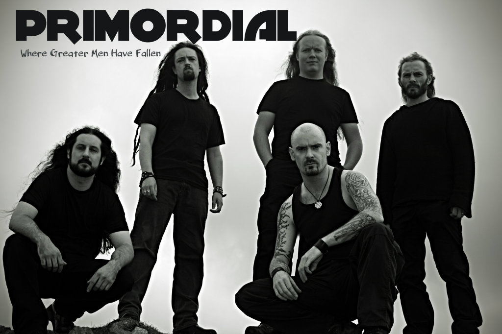 primordial 2 1024x682 PRIMORDIAL: Where The Greater Men Have Fallen