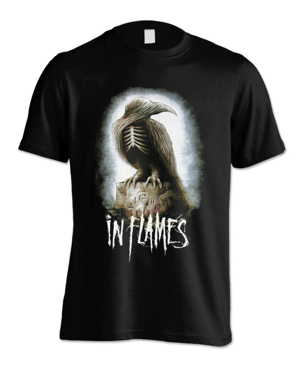 In Flames - Tour