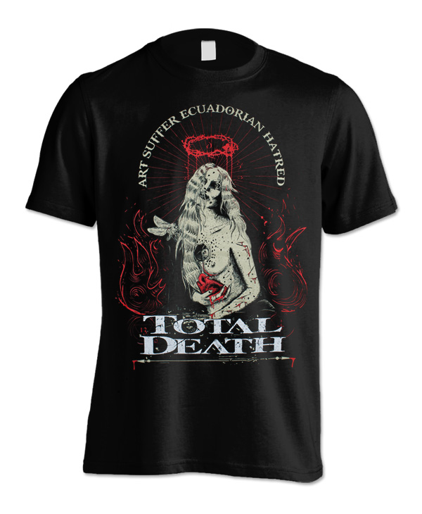 Total Death - Hatred Tshirt