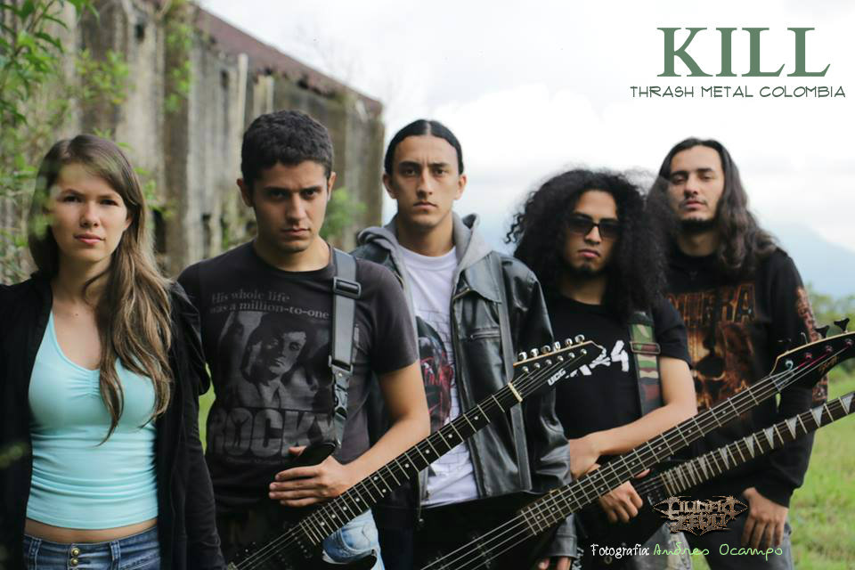 Kill-Thrash Metal-Colombia-3