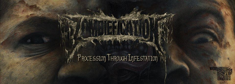 Procession Through Infestation-LOGO