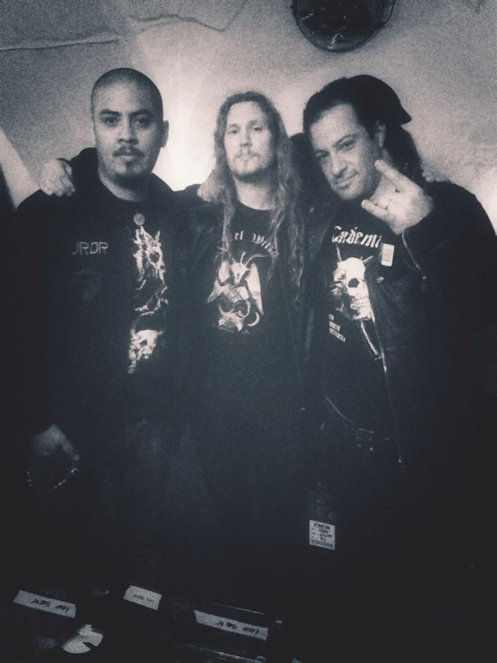 Tore Stjerna from Necromorbus Studio ZOMBIEFICATION: Procession Through Infestation Death Metal Hecho En México!