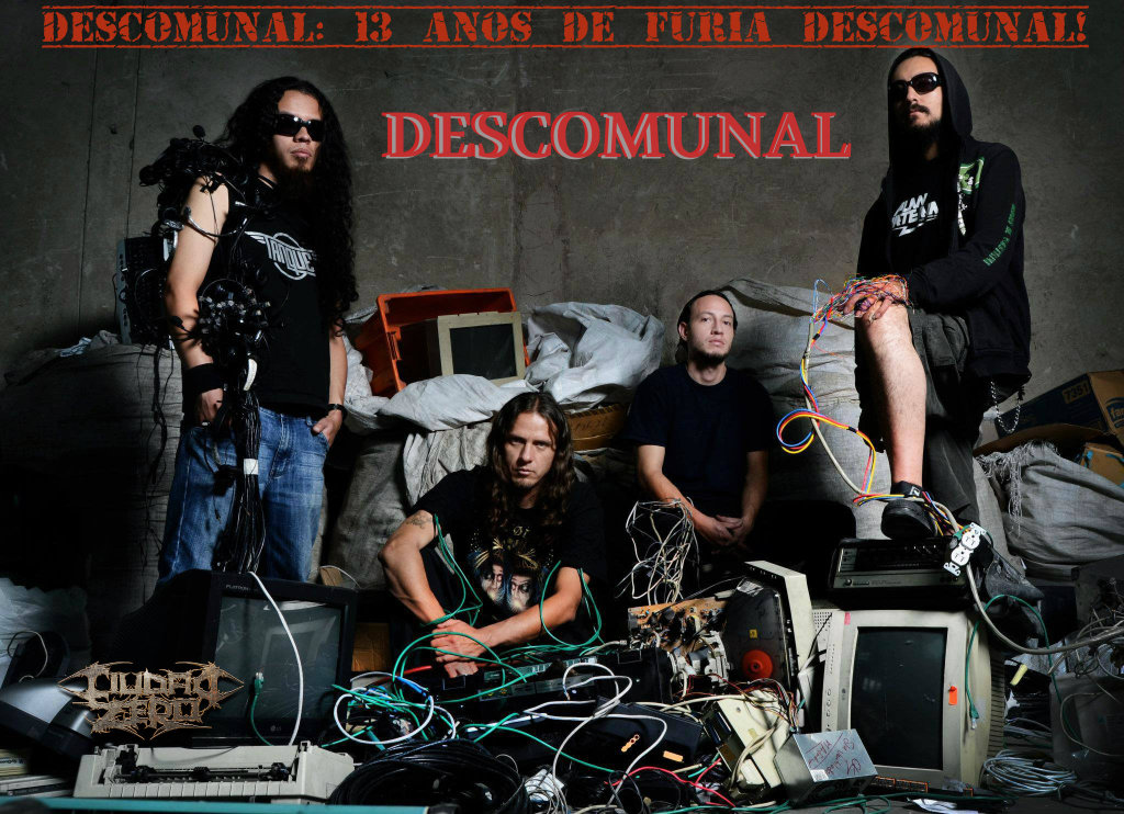 Descomunal-2015-Band