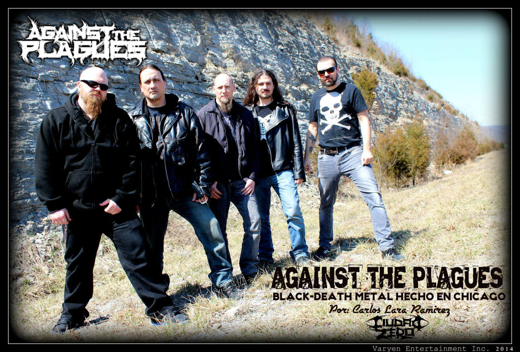 AGAINST THE PLAGUES-Black Metal hecho en Chicago
