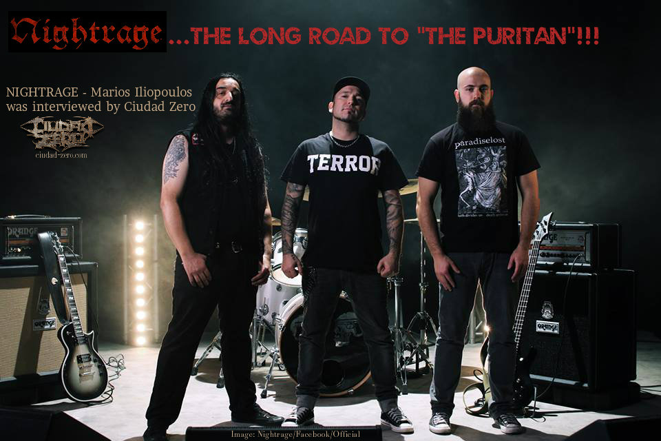 NIGHTRAGE-long road to the puritan