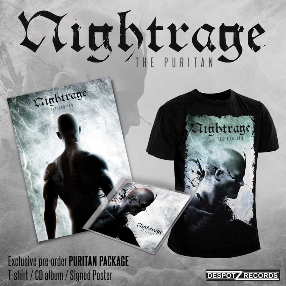 The Puritan preorder NIGHTRAGE: ...EL LARGO CAMINO HASTA LLEGAR A THE PURITAN