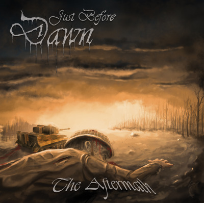 The Aftermath cover 2 400x398 JUST BEFORE DAWN: Precis Innan Gryningen & The Aftermath, Monumental Epic Death Metal Sueco!
