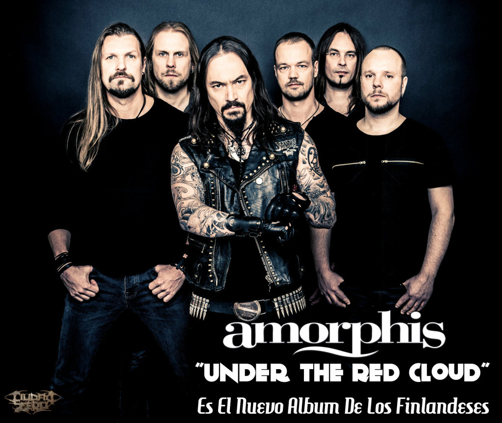 Amorphis Under The Red Cloud-2015-2