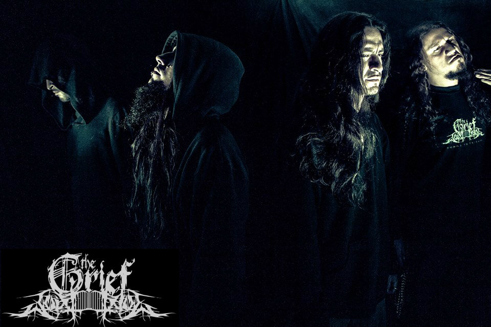 the grief band 2 THE GRIEF: Brutal Metal Ecuatoriano En New York!