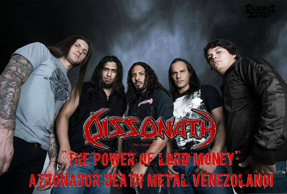 Dissonath-Death Metal Venezolano