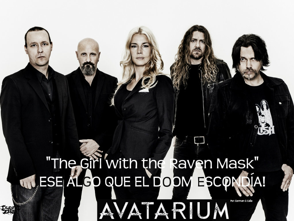 Avatarium-The Girl with the Raven Mask-critica