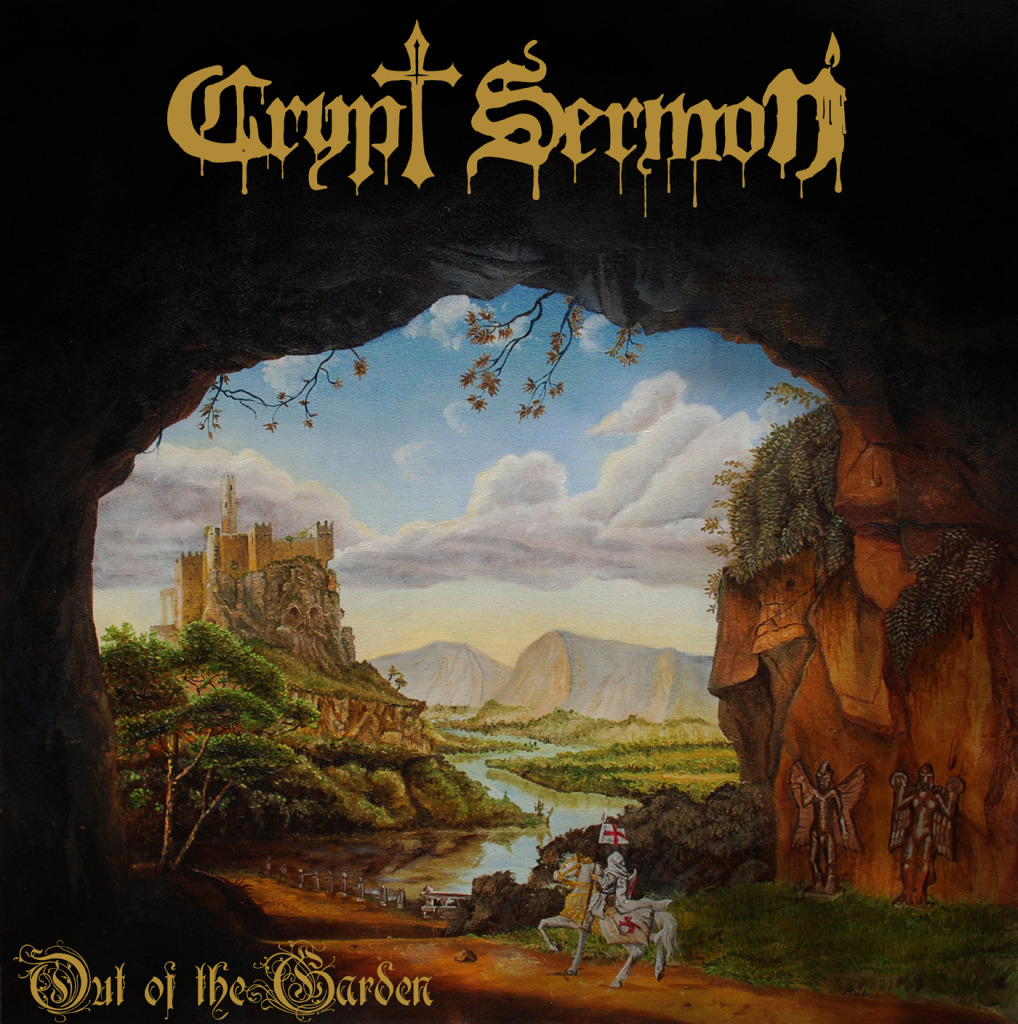 cryptsermon cover 1018x1024 CRYPT SERMON: Out of the Garden, La Oscura Genialidad del Doom Metal.