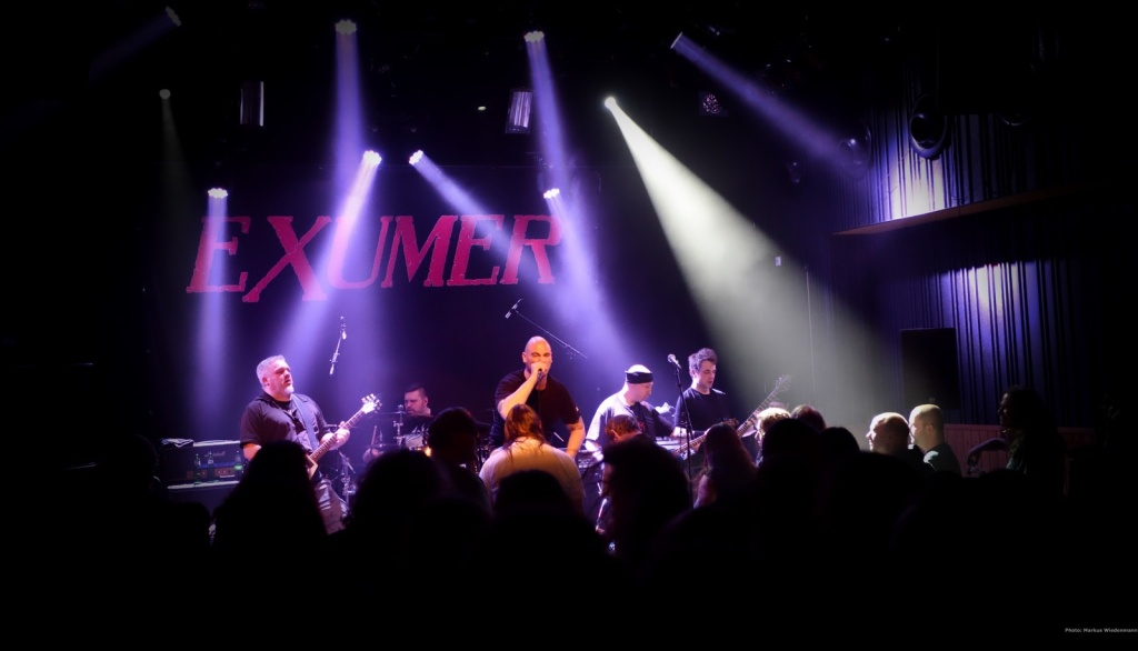EXUMER: The Raging Tides, Thrash Metal Transparente e Implacable.