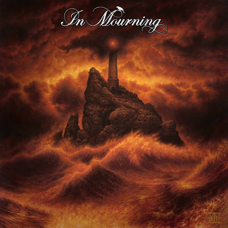 Afterglow cover e1468675081450 IN MOURNING: Afterglow La Transgresión Del Death Metal Progresivo y La Metamorfosis del Doom.