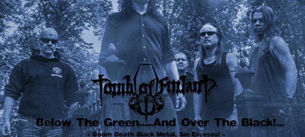 """TOMB OF FINLAND: """"Below The Green"""" And Over The Black!…"""
