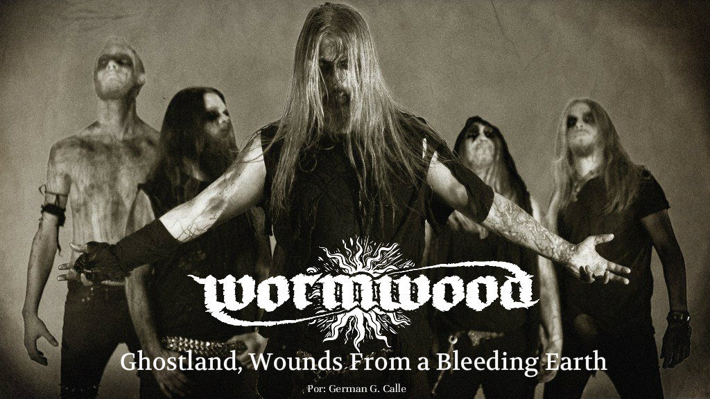GhostlandsWounds From a Bleeding Earth 1024x576 WORMWOOD: Ghostlands – Wounds From a Bleeding Earth