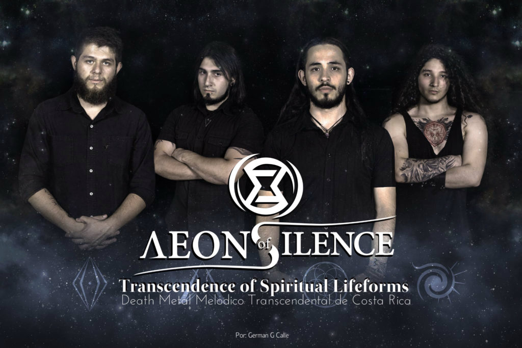 Death Metal Melodico Transcendental de Costa Rica 1024x683 AEONS OF SILENCE: Transcendence of Spiritual Lifeforms.