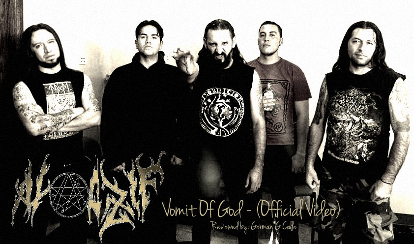 AL AZIF-Vomit of God