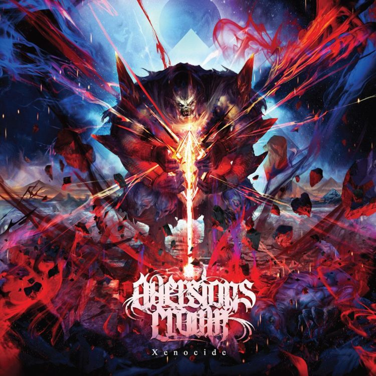 AVERSIONS CROWN XENOCIDE e1512876753285 AVERSIONS CROWN: XENOCIDE UN BRUTAL ATAQUE DEL DEATHCORE MODERNO.