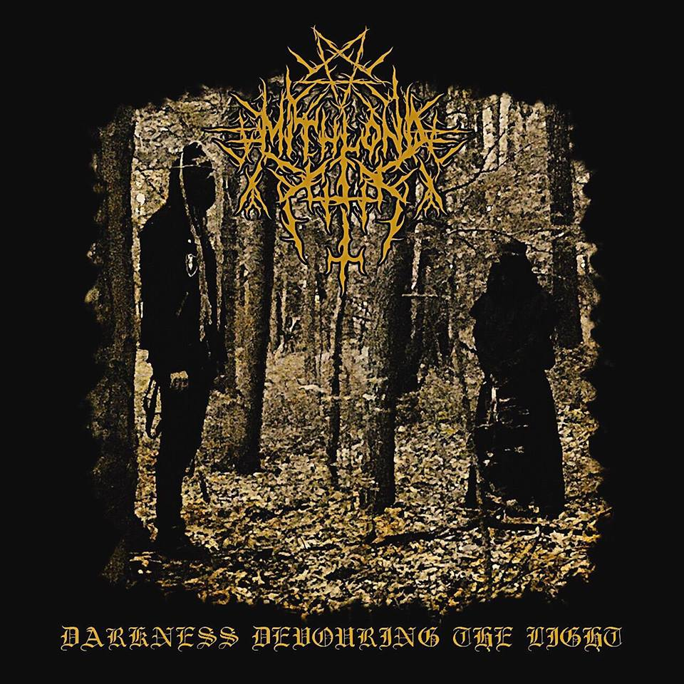 MITHLOND: Darkness Devouring the Light, Extreme Atmospheric Black Metal.