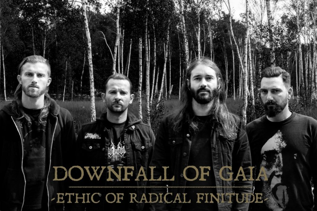 Downfall of Gaia-Ethic of Radical Finitude-critica