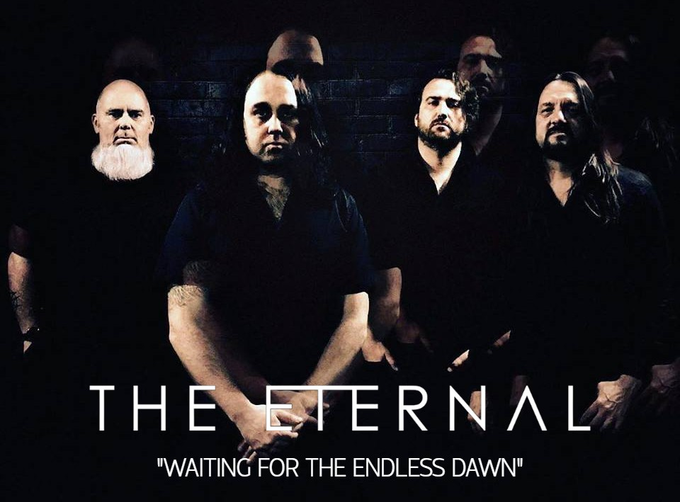 The Eternal BAND THE ETERNAL: Waiting for the Endless Dawn, oscuro y melancólico con letras de dolor y anhelo.