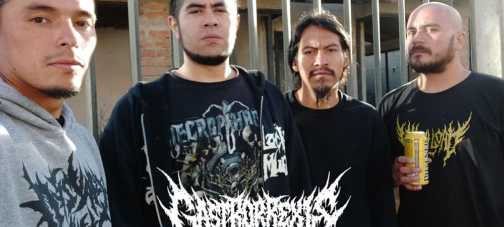 Gastrorrexis: Tons and tons of sickness, brutality and extreme death metal